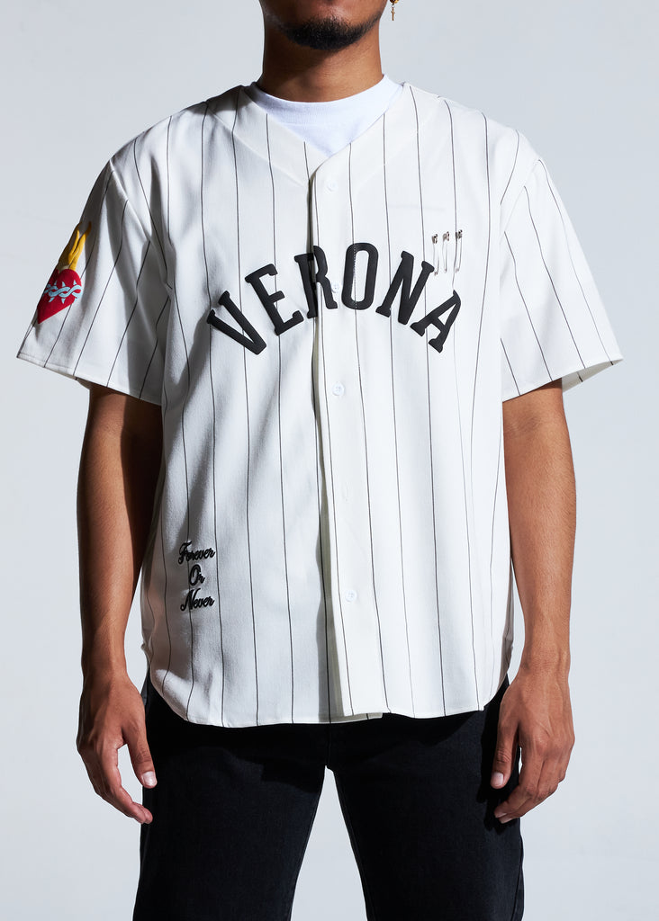 Howard Baseball Jersey (Home)