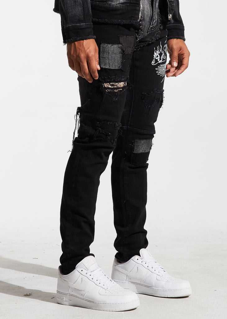 Kiedis Denim (Black)