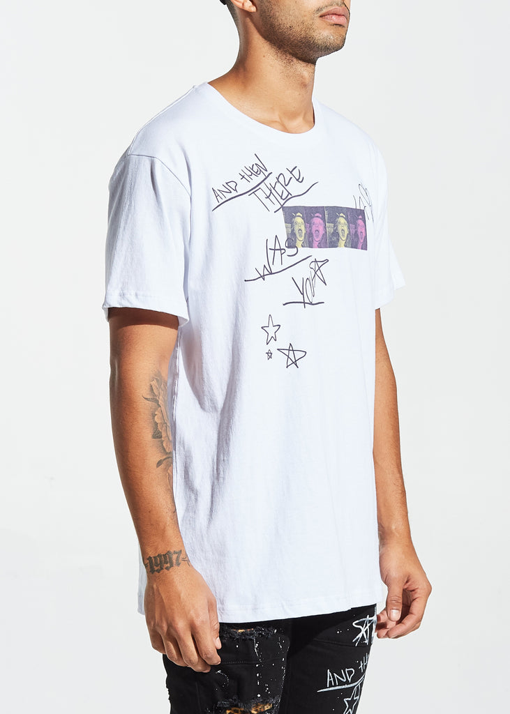 Sacred Heart Tee (White)