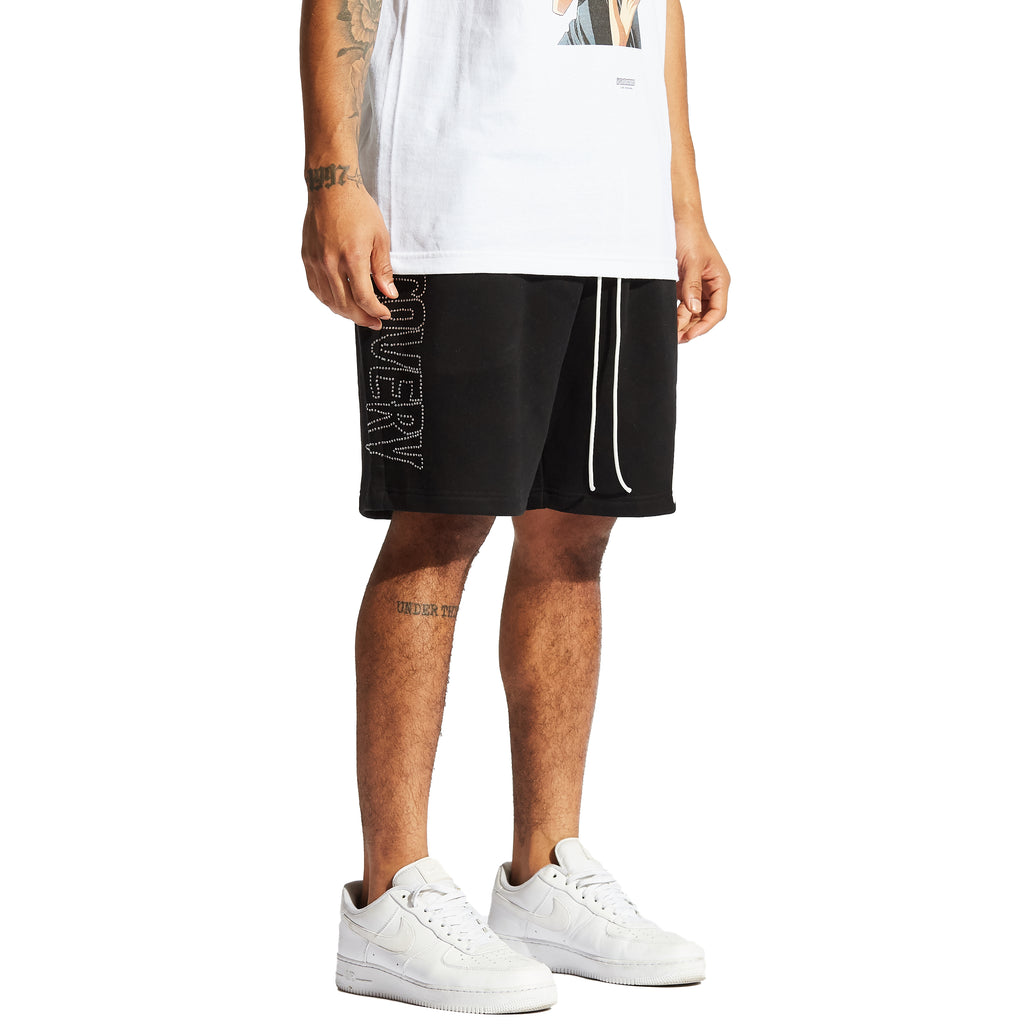 Malware Sweat Shorts (Black)