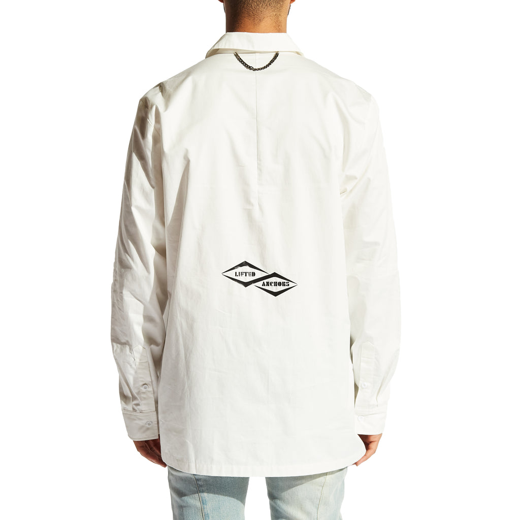 Social L/S Button-Up