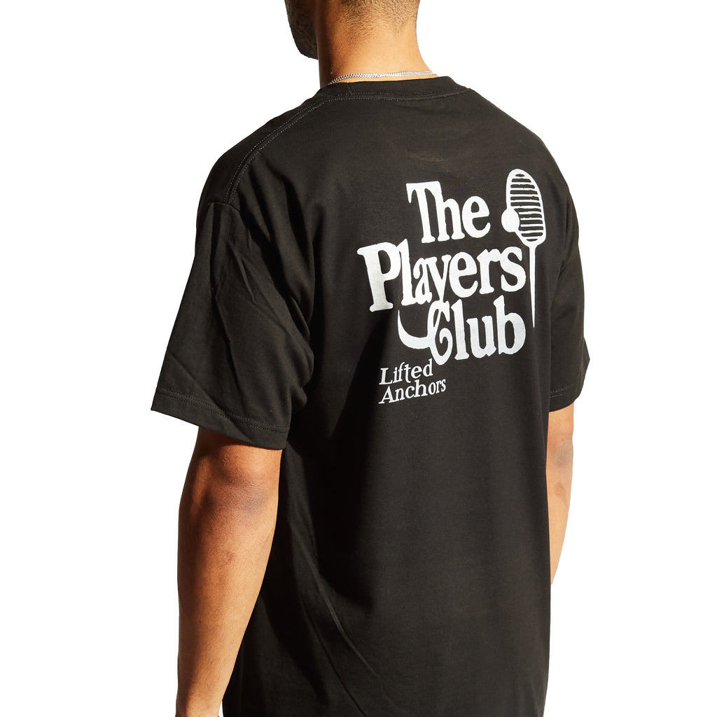 Membership Graphic Tee (Black)