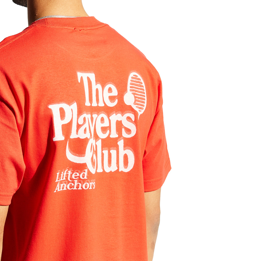 Membership Graphic Tee (Red)