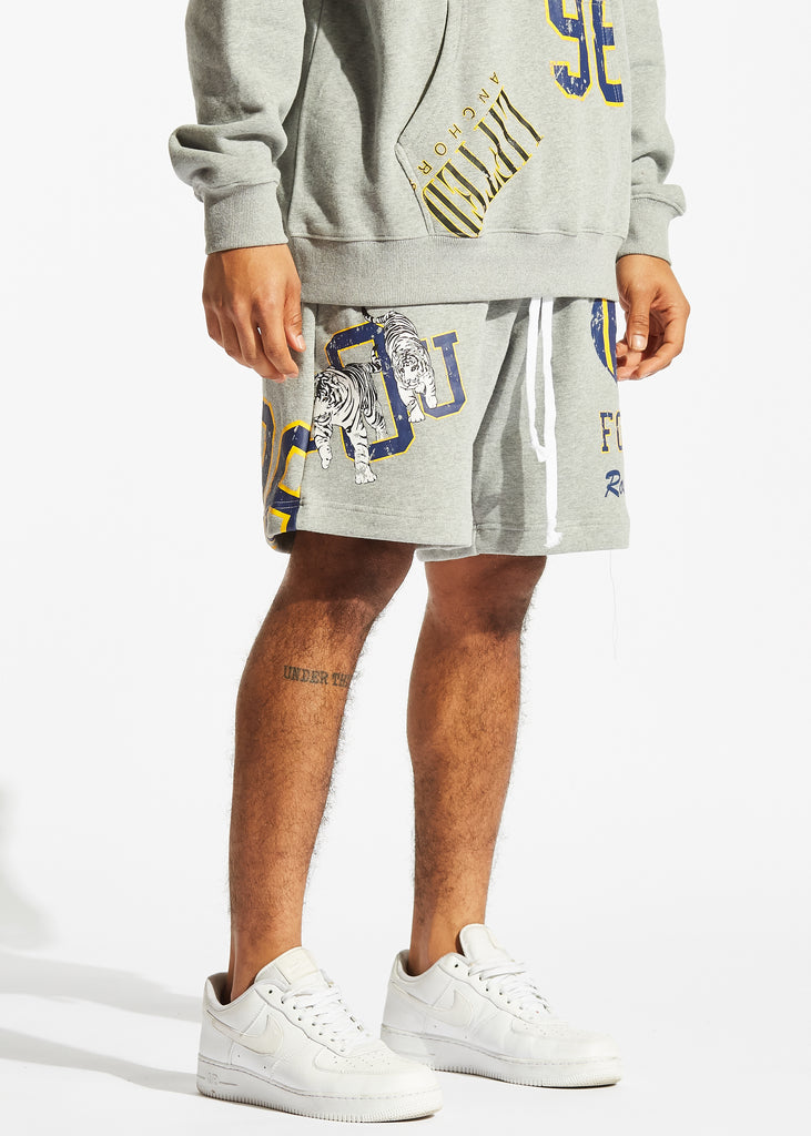 Albarn Sweat Shorts (Grey)