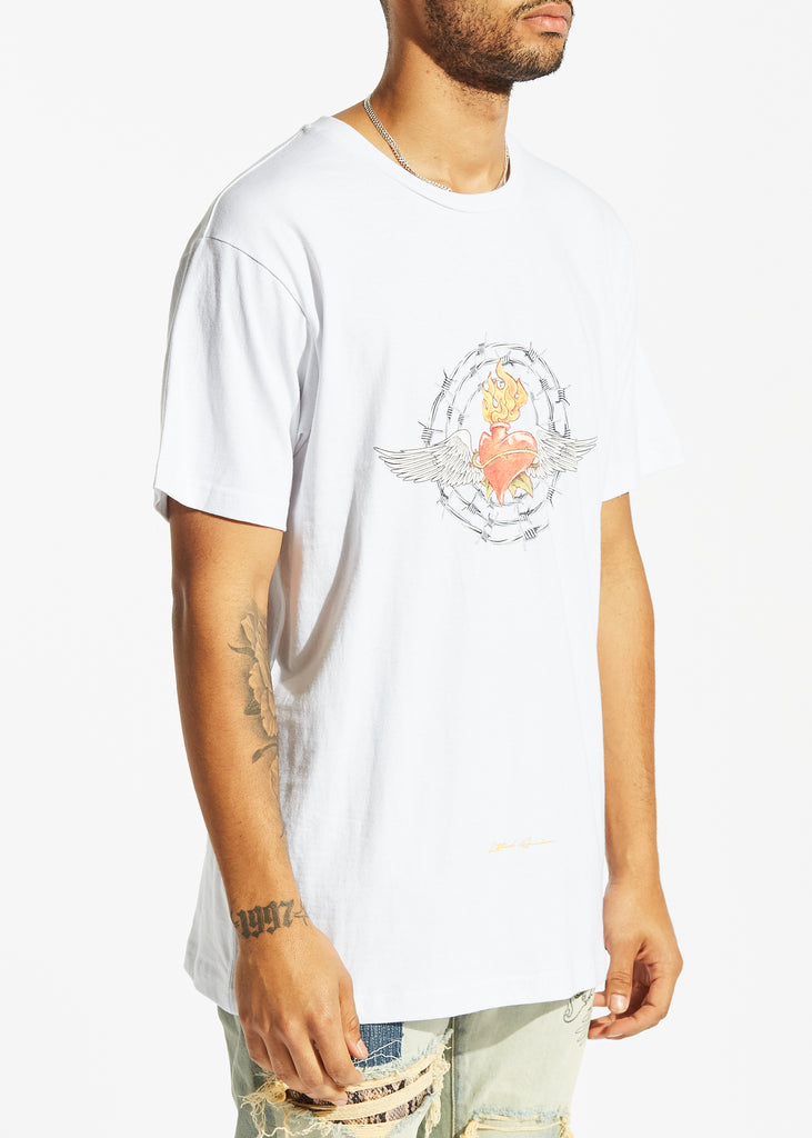 Better Days Tee (White)