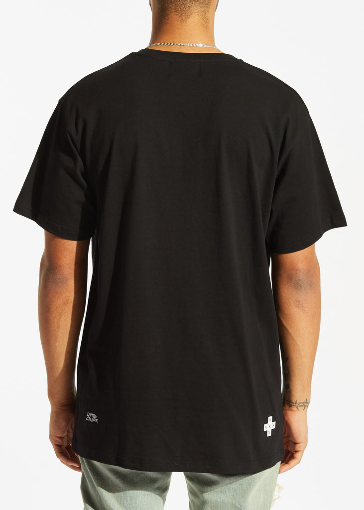 Sketch Book Tee (Black)