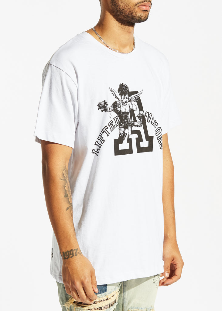 Arc Angel Tee (White)