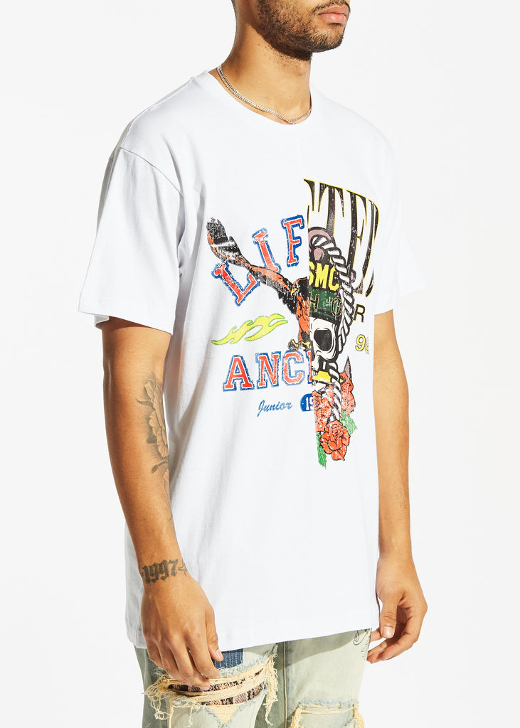 Battle Tee (White)