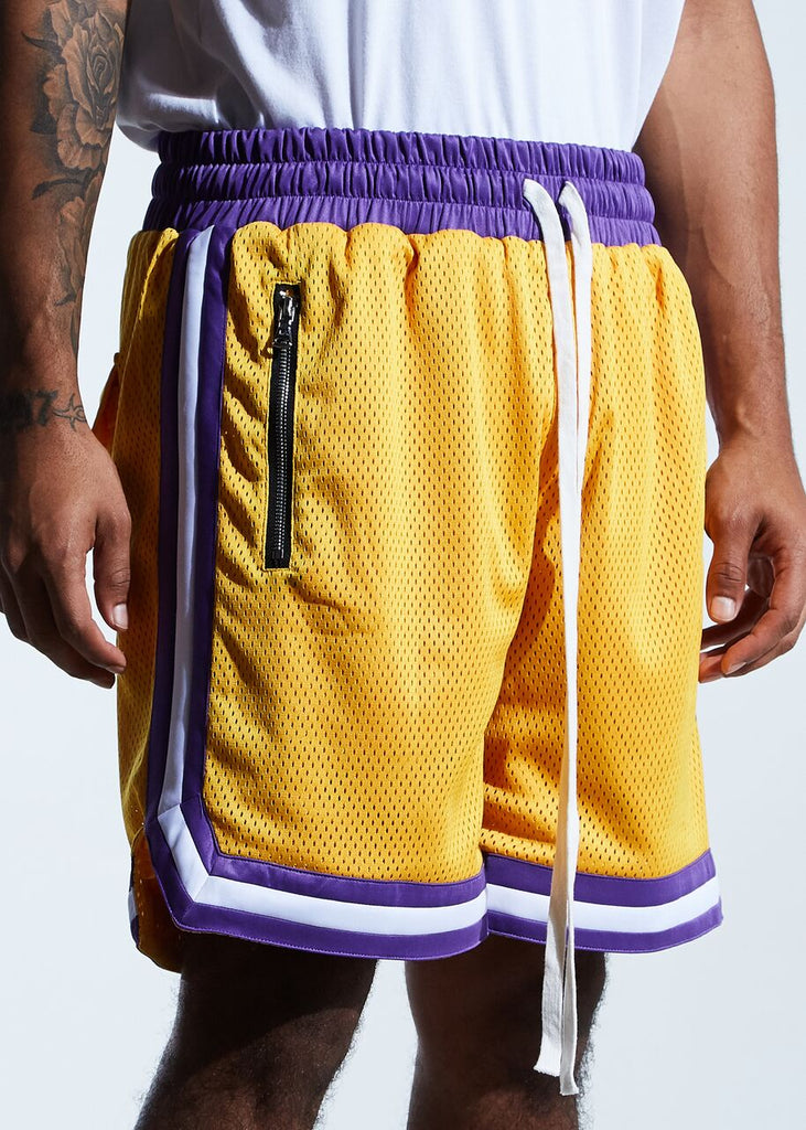 Jordan 2.0 Basketball Shorts (Lakers)