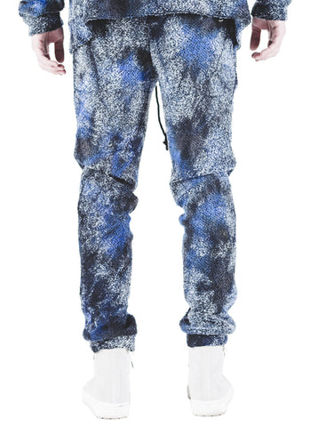 Aldridge Sweat Pants (Blue)