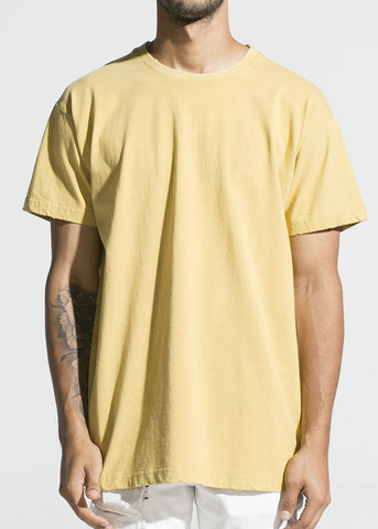 Brady Enzyme Washed Tee (Mustard)
