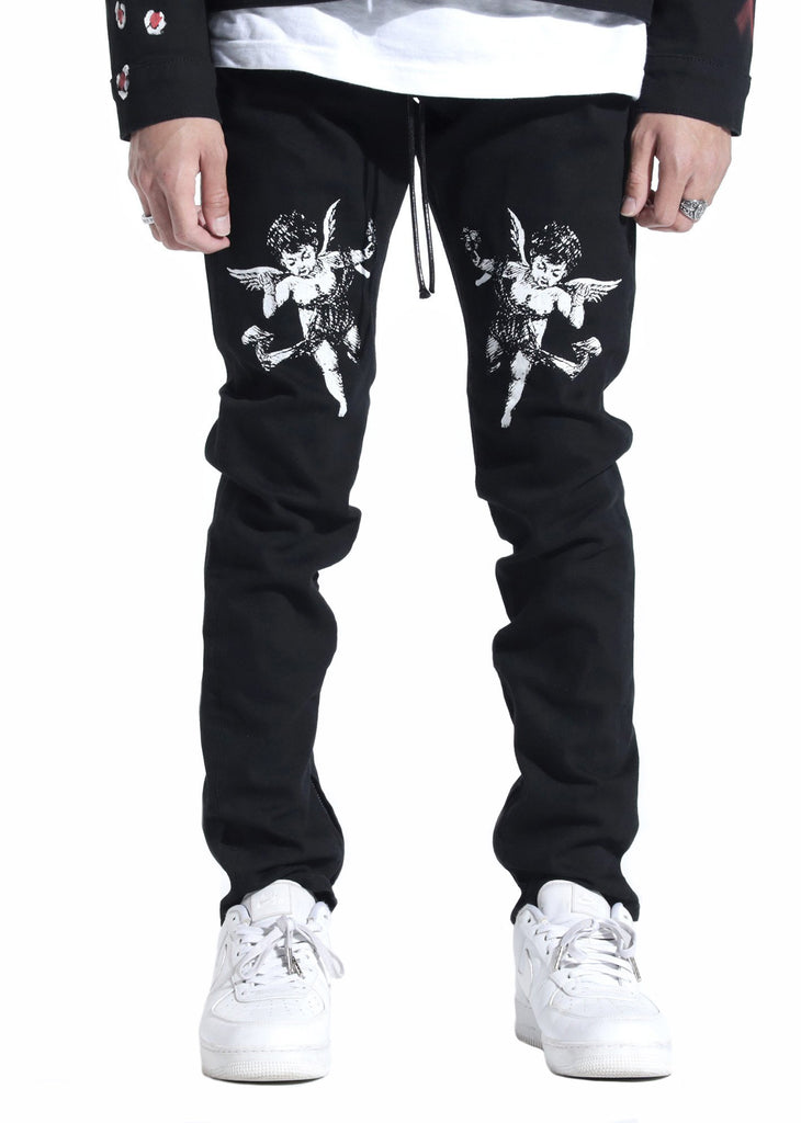 Cherub Denim (Black)