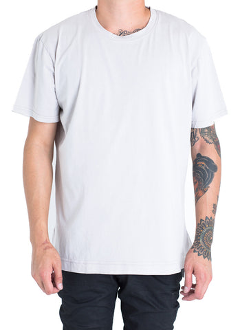 Davis Power Wash Tee (Light Grey)