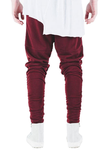 Stockton Thermal Sweats (Maroon)