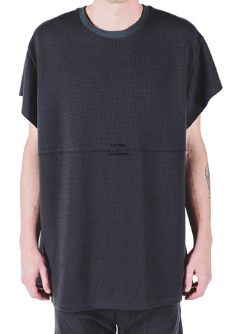 Hunt Cut-Off Thermal Tee (Charcoal)
