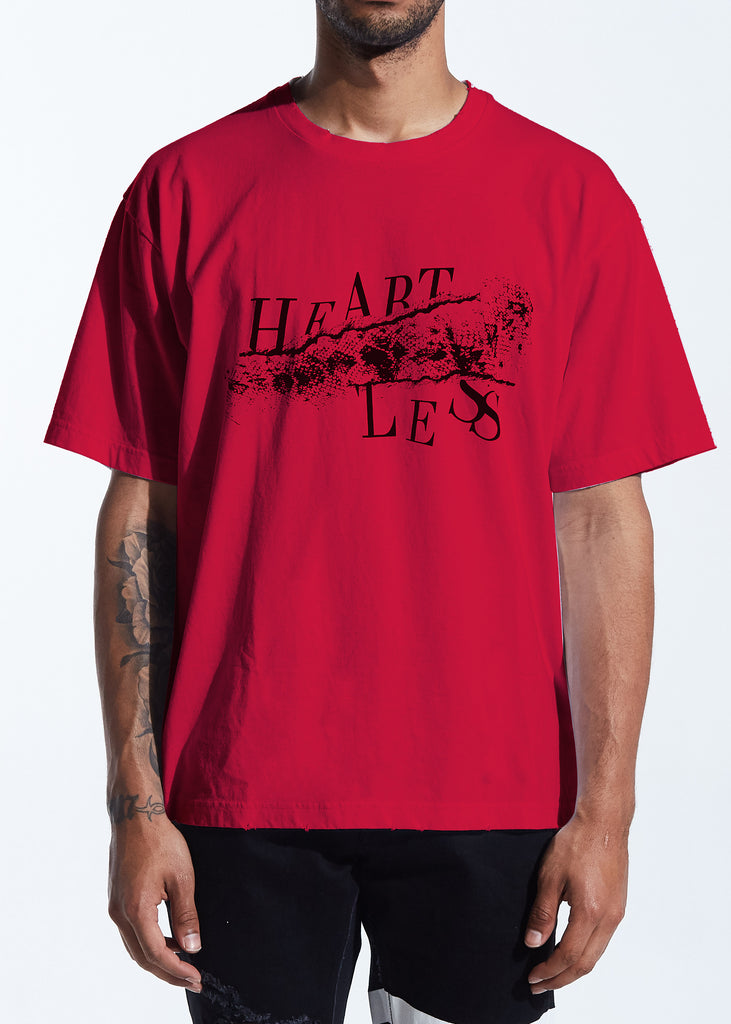 Accident Tee (Red)