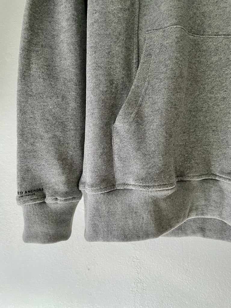Altitude Basic Hoodie (Peppered Grey)