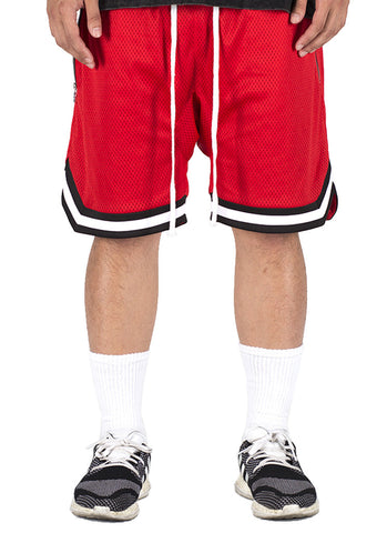 Jordan Basketball Shorts (Red)