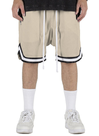 Jordan Basketball Shorts (Tan)