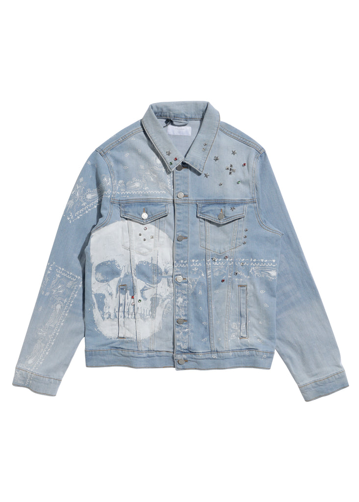 Kingdom Denim Jacket (Blue)
