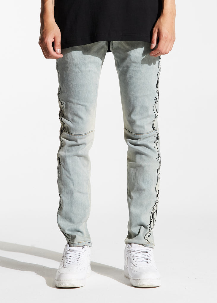 Ward Denim (Blue)