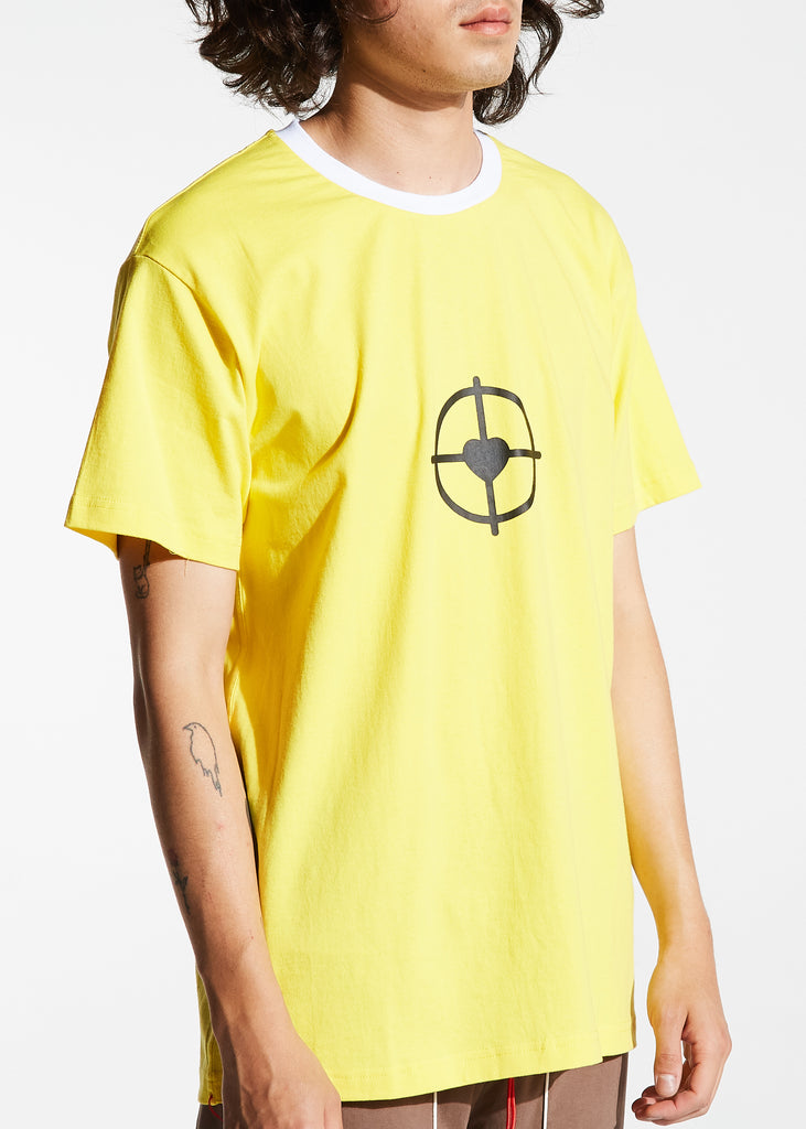 SLC Sniper Tee (Yellow)