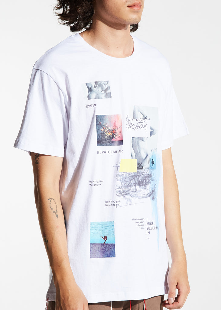 Gallery Tee (White)
