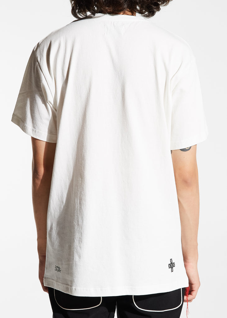 Lonely Tee (White)