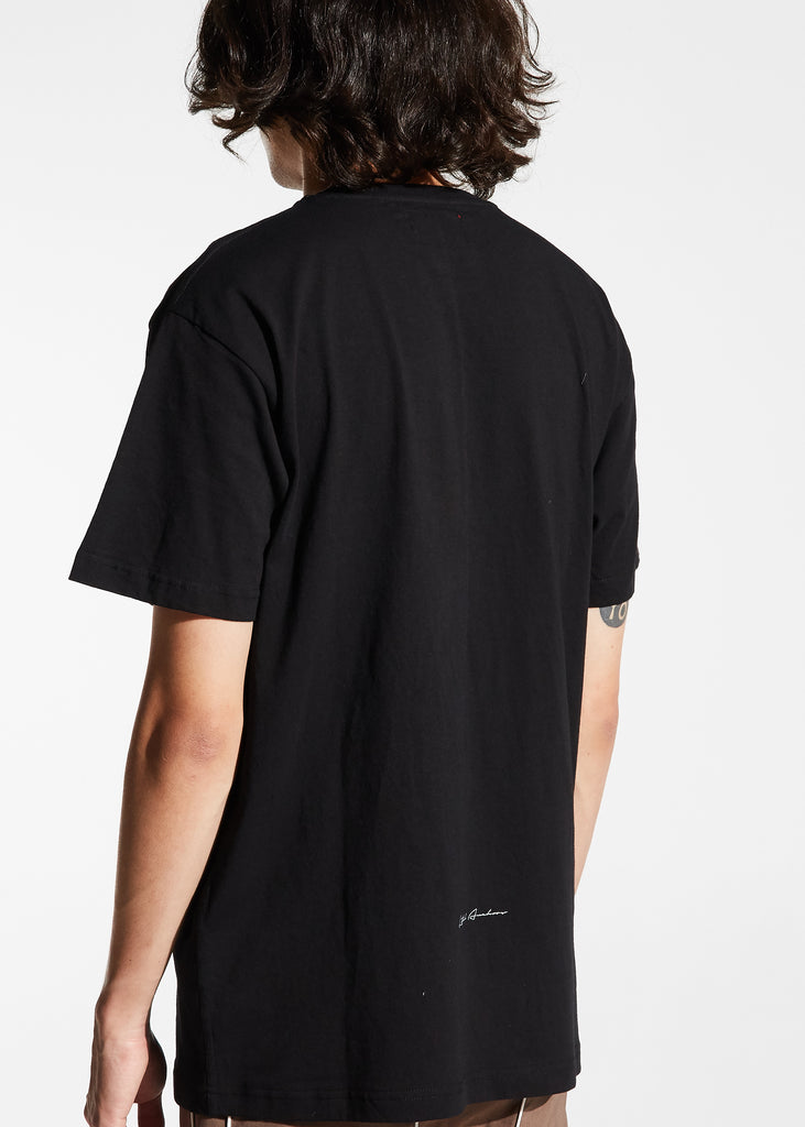 SLC Logo Tee (Black)