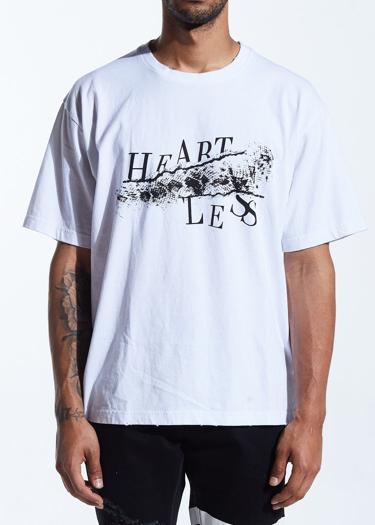 Accident Tee (White)