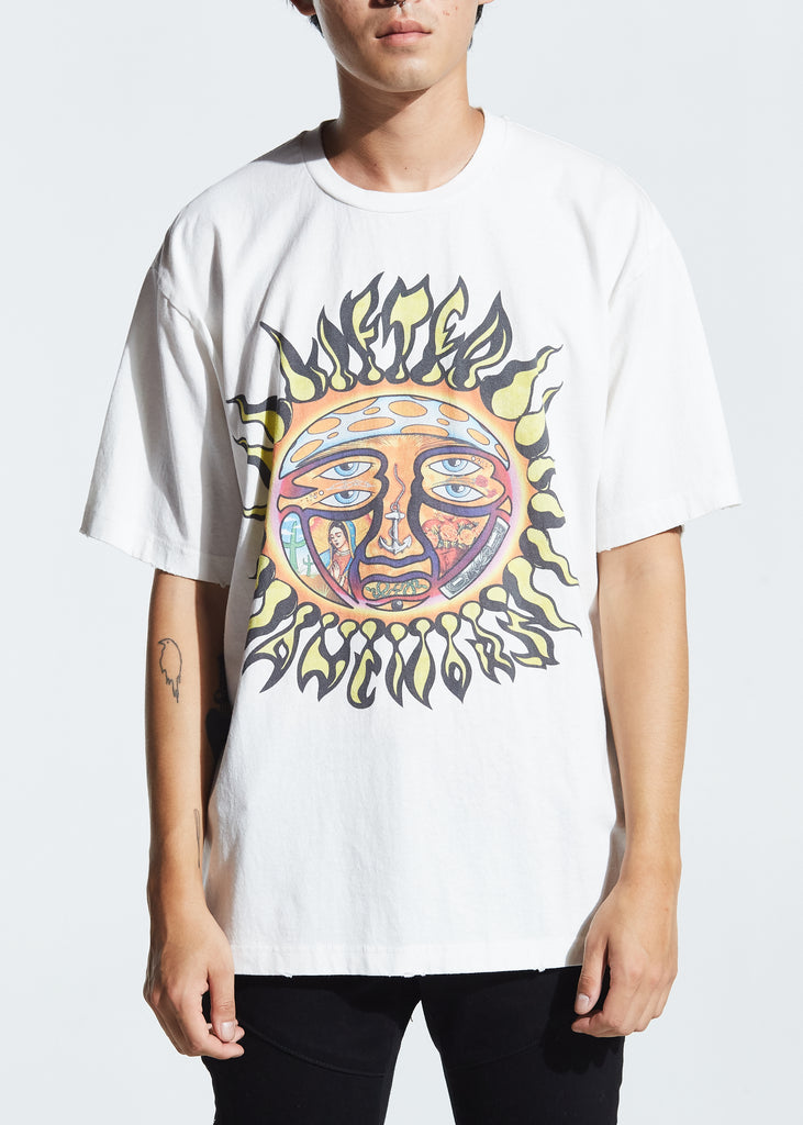 Badfish Tee (White)