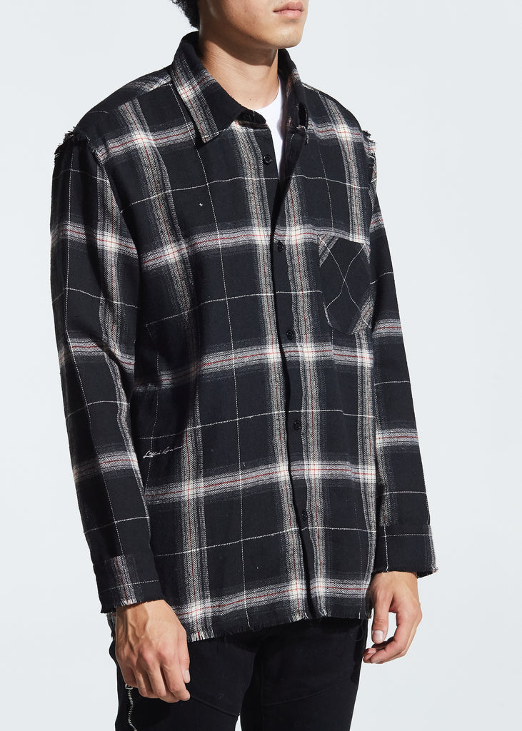 Furlan Flannel (Black)