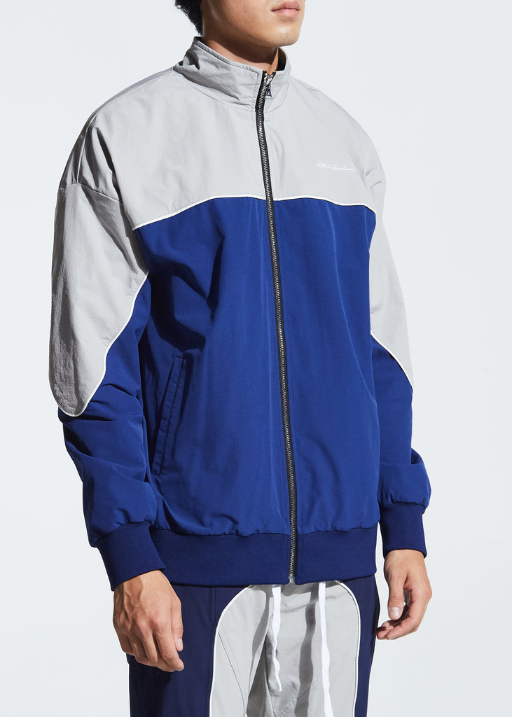 Turini Track Jacket (Blue)