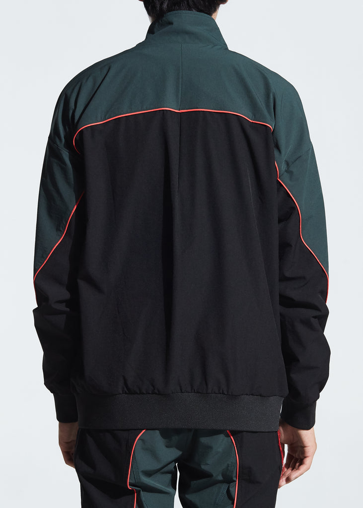 Turini Track Jacket (Green)