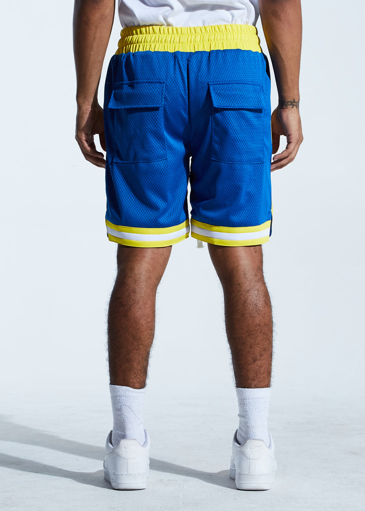 Jordan 2.0 Basketball Shorts (Warriors)