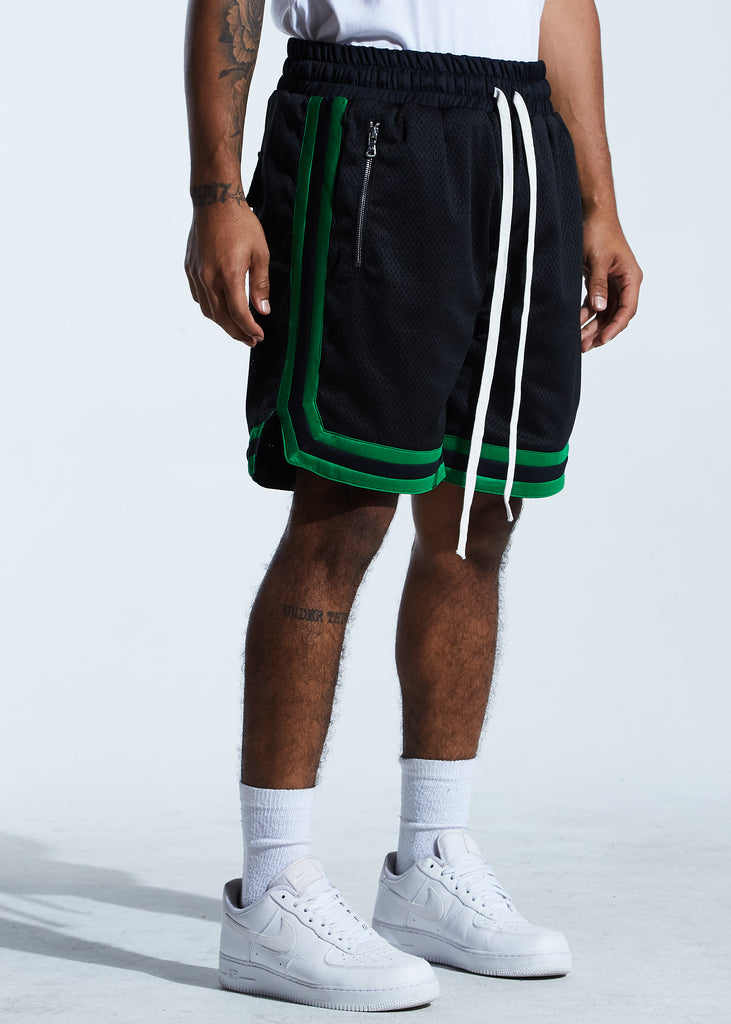 Jordan 2.0 Basketball Shorts (Celtics Away)