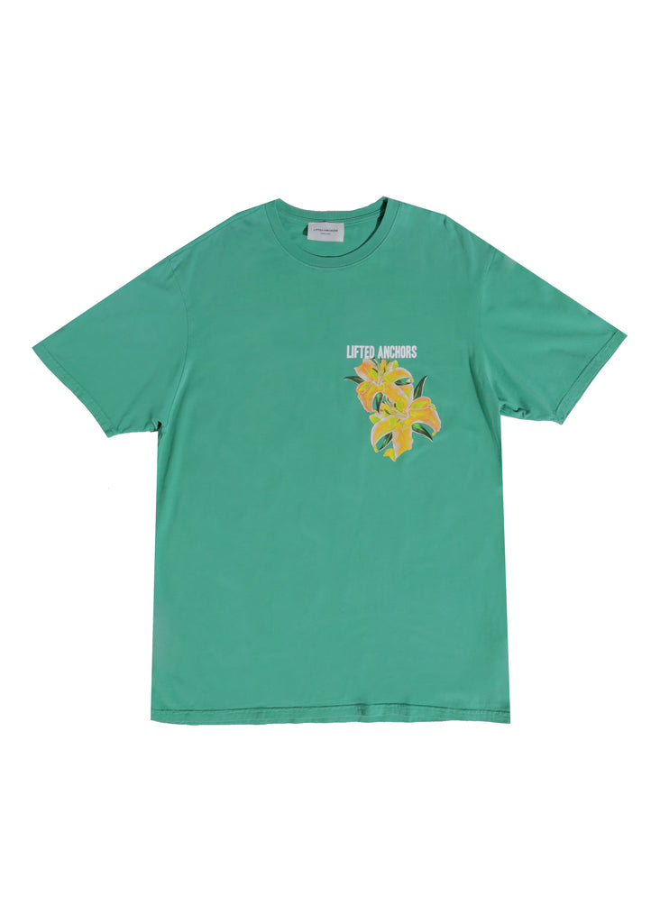 Delinquents Tee (Green)