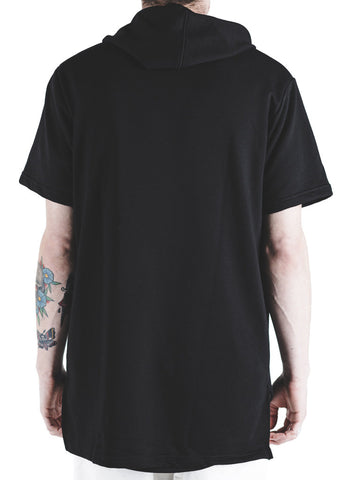 Nash Hooded Tee (Black)