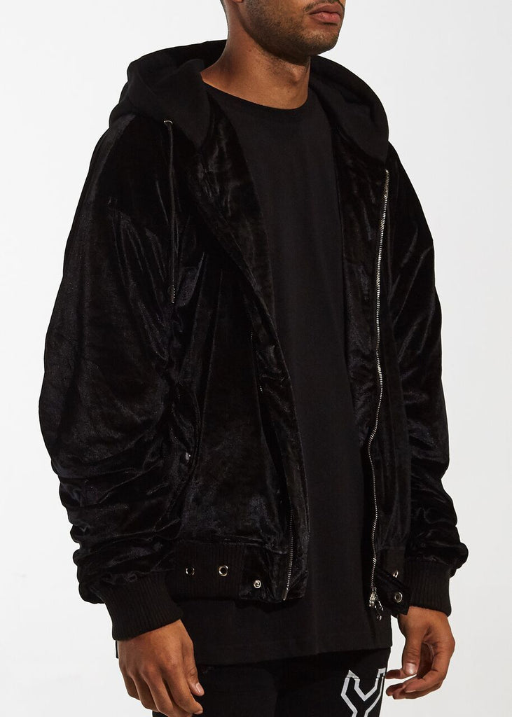 Faithfull Bomber (Black)
