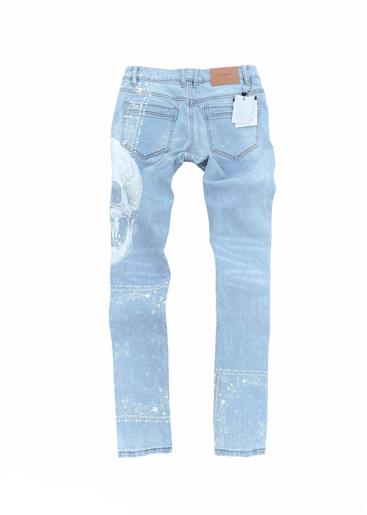 Kingdom Denim (Blue)