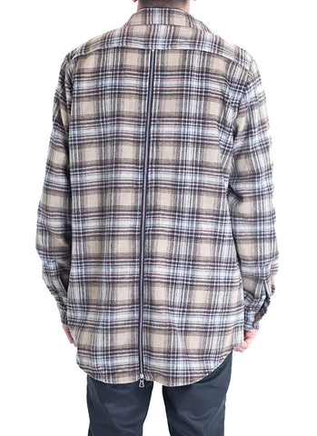Russell Wool Flannel (Brown)