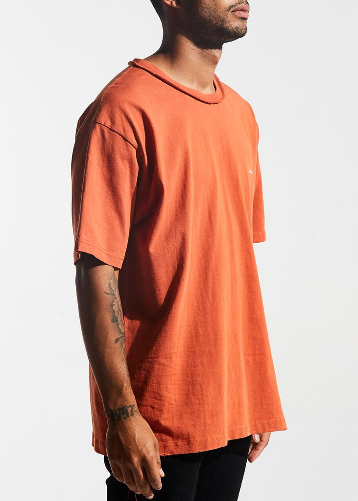 Logo Tee (Burnt Orange)