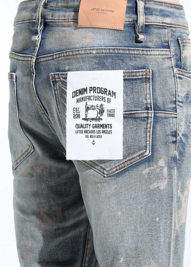 Simpson Basic Denim