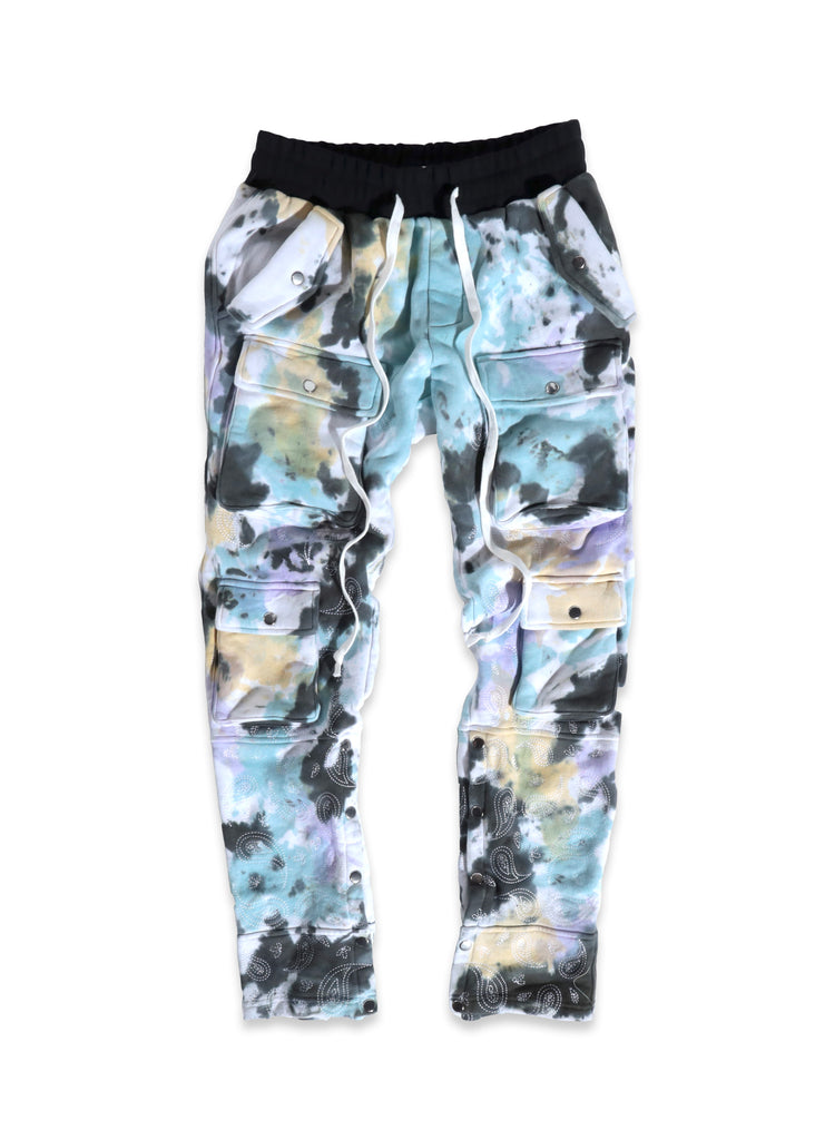 Condo Bandana Cargo Sweat Pants