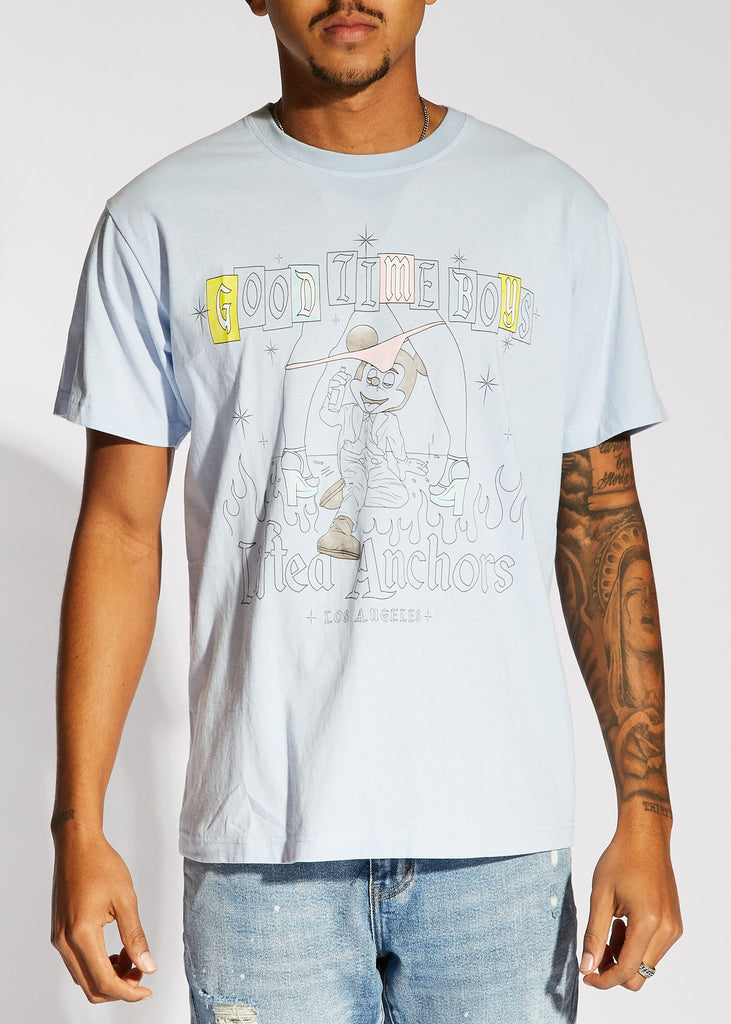 Good Time Boys Tee (Blue)