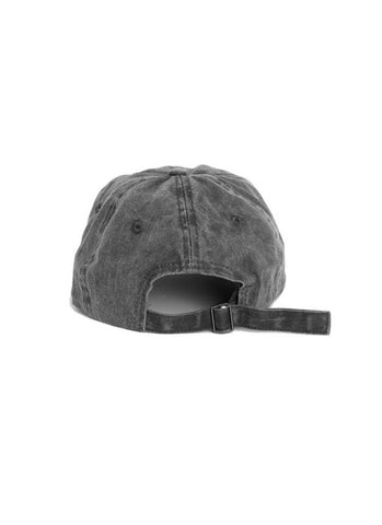 Rose Ball Cap (Black)
