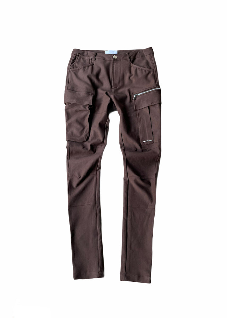 Berlin Daily Cargo Pants (Chocolate)