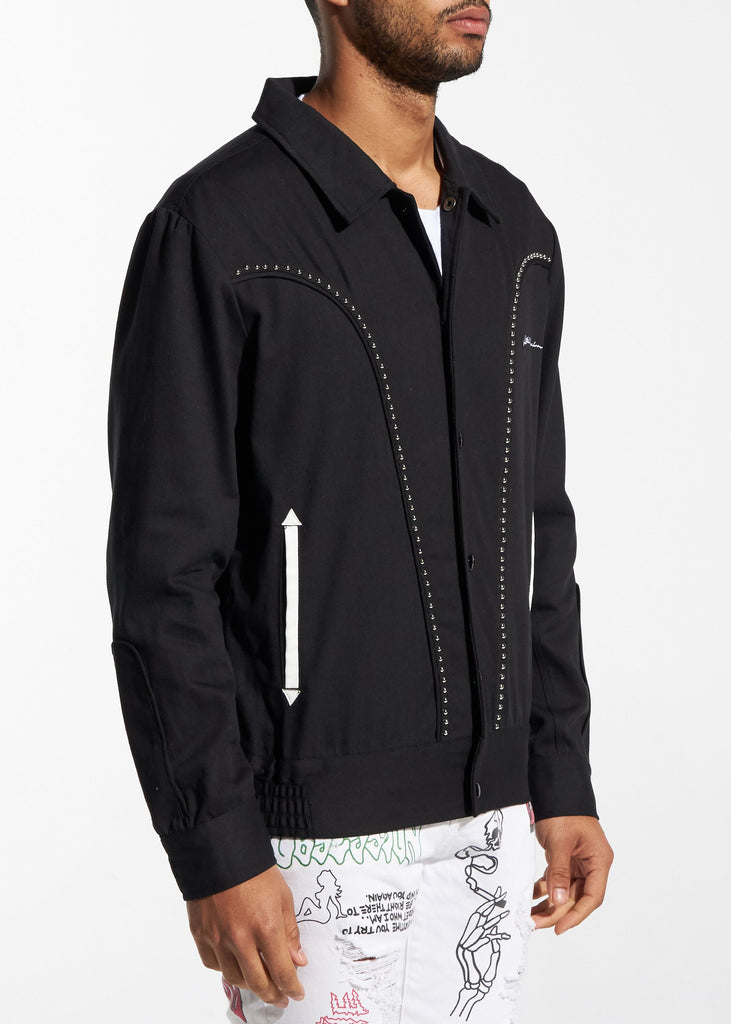 Champs Coach Jacket