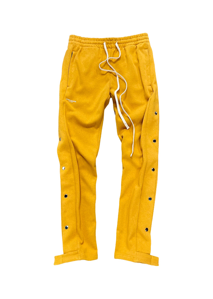 Altitude Snap Sweat Pants (Mustard)