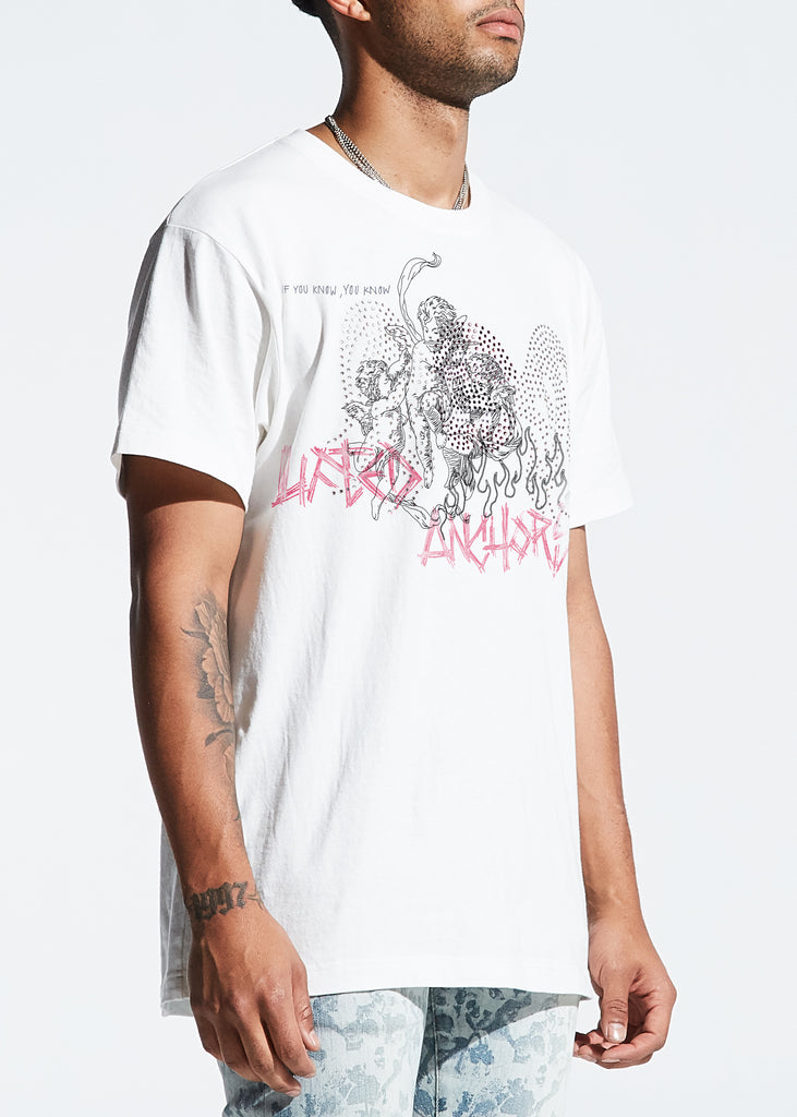 Jewel Tee (White)